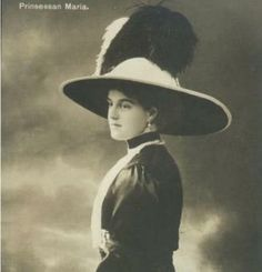 Grand Duchess Maria Pavlovna-younger, her life and relations
