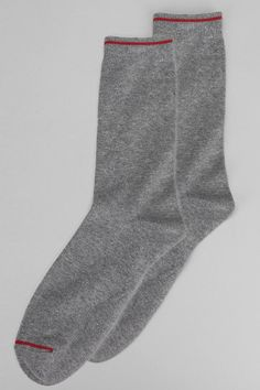 UO Solid Sock  #UrbanOutfitters