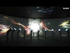 KoIAN [Robot Contents] Sound-Light: Gwangju Science Museum/국립 광주과학관: 대표 전시작품 '소리빛'
