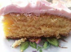 Vanilla Cake, Pancakes, Desserts, Food, Tailgate Desserts, Deserts, Essen, Pancake, Postres