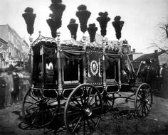 Lincoln's Funeral Carriage