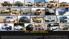 Armored Vehicles UAE