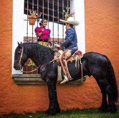 Amor charro mexicano