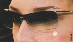 Jean Paul Gaultier, Chanel Glasses, Original Supermodels, Aesthetic Grunge, Fashion Killa, Timeless Fashion, High Fashion, 2000s Fashion, Face And Body