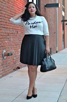 7d838051c 20 melhores imagens de Moda Plus Size -Kauê Mães- Toda Mulher uma ...