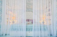 Mara's room Kids Bedroom, Delicate, Curtains, Interior Design, Architecture, Children, Pastels, Rooms, Home Decor