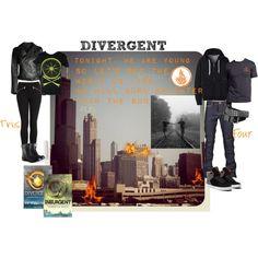 divergent, insurgent
