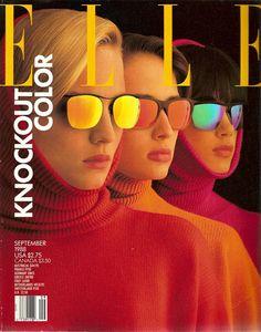 Elle September 1988
