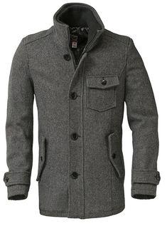 classic coat styles.
