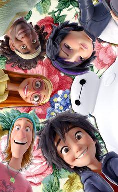 52 Ideas wallpaper phone disney big hero 6 baymax movies for 2019