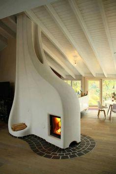 Calorcito ... diseño minimalista ...
