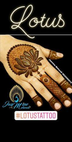 Photo By Jasmine Mehendi - Mehendi Artist Floral Henna Designs, Indian Mehndi Designs, Mehndi Designs For Beginners, Mehndi Design Pictures, Mehndi Designs For Girls, Unique Mehndi Designs, Mehndi Designs For Fingers, New Bridal Mehndi Designs, Beautiful Henna Designs