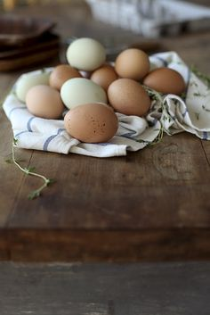my-place-of-recovery:  fresh eggs