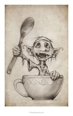 Eric is a goblin, Eric is a scallywag... by the Picsees, via Flickr