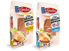 Le Gaulois : Filet Minute, des filets de volaille frais et extra tendres, à cuire en 4 minutes...