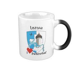 Mugs, Tableware, Lucerne, Switzerland, Dinnerware, Tablewares, Mug, Place Settings