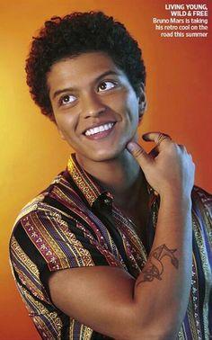 Bruno Marssoooooooooooooo cute!!!