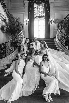 The Bride Wore All Vintage to Her Wedding at a Gilded Age Mansion in Newport Wedding Goals, Wedding Day, Call My Friend, Vogue Wedding, Black Bride, Father Daughter Dance, Chuppah, Yes To The Dress, London Wedding