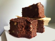 Nutty Chocolate Protein Power Brownies