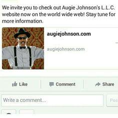 Augie Johnson's LLC! #AugieJohnson #Augiessideeffect #SideEffect #LABoppers #ShadesofMusic #AugieJohnsonsLLC #HTCisUsENT