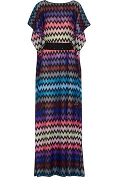missoni maxi maxi dress #alice257891 #style for women #womenfashion www.2dayslook.com