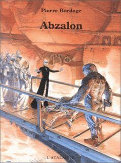 Abzalon de Pierre Bordage (1998) ©Gess