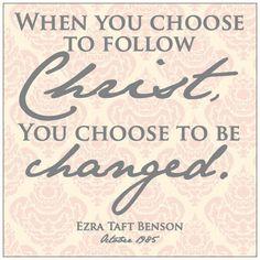 Quotes LDS *Ezra Taft Benson ♥ #LDSQuotes #MormonLink.com
