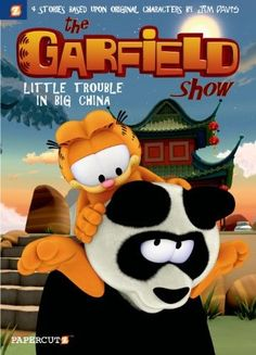 10 The Garfield Show Ideas Garfield Garfield And Odie Shows