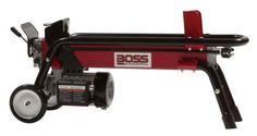 Power Log Splitters - Boss Industrial ES7T20 Electric Log Splitter 7Ton ** Continue to the product at the image link. (This is an Amazon affiliate link)