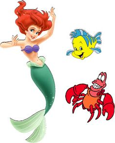 image about Printable Mermaid Pictures named 155 Excellent Minor Mermaid Birthday Printables shots inside 2014