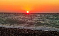 Sonnenuntergang auf Rhodos – jeden Tag ein Naturschauspiel der Sonderklasse