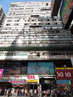 [ACCOMODATION] Chungking Mansions