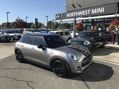 LYNNE, we appreciate your business!  Wishing you many miles of smiles from all of us here at Northwest MINI and Terry Soumis.
