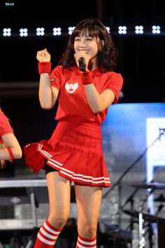 APink EunJi #red