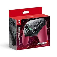 Shop for Nintendo Switch Pro Controller - Xenoblade Chronicles 2 Edition. Starting from Choose from the 4 best options & compare live & historic video game prices. Nintendo Switch Xenoblade, Nintendo Switch Splatoon 2, Buy Nintendo Switch, Xenoblade Chronicles 2 Switch, Mario Party Games, Gamecube Controller, Nintendo Switch Accessories, Game Prices, Blu Ray