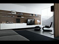 poliform - tv furniture