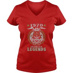 1970 The Birth Of Legends - Mens V-Neck T-Shirt by Canvas  #gift #ideas #Popular #Everything #Videos #Shop #Animals #pets #Architecture #Art #Cars #motorcycles #Celebrities #DIY #crafts #Design #Education #Entertainment #Food #drink #Gardening #Geek #Hair #beauty #Health #fitness #History #Holidays #events #Home decor #Humor #Illustrations #posters #Kids #parenting #Men #Outdoors #Photography #Products #Quotes #Science #nature #Sports #Tattoos #Technology #Travel #Weddings #Women