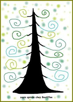 GRAPHISME - Graphismes en… - Bandes de flocons !! - Lignes de Noël - La forêt des prénoms - C'est un sapin… - Photo de classe - Les petits bout 2 fee