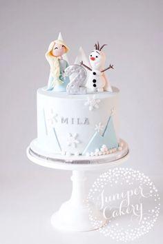 Bespoke Cakes in Hull and Yorkshire Elsa Birthday Cake, Frozen Themed Birthday Cake, Frozen Theme Cake, Themed Birthday Cakes, Themed Cakes, Elsa Frozen Cake, Girls 2nd Birthday Cake, Castle Birthday Cakes, Geek Birthday