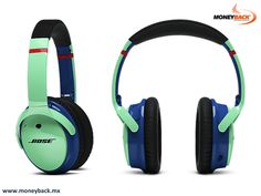 Bose's QuietComfort 25 headphones have significant noise reduction for travel, work and anywhere in between. Crisp, powerful sound for the music you love. Lightweight around-ear fit that you can wear all day long. Control your music and calls with inline mic/remote. Create your own design with a variety of custom colors. Bose is a business affiliated to Moneyback! #taxfreeshopping #moneyback  #taxrefund #travelmexico