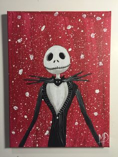 Tribute to A Nightmare before Christmas Jack by Michael Prosper http://youtu.be/44X3W3JjP5k