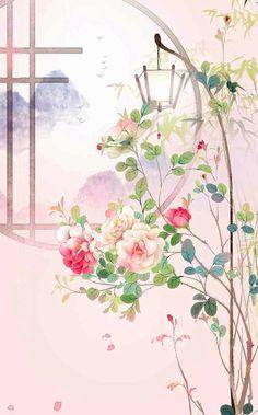 ดอกไม้ในม่านเมฆ