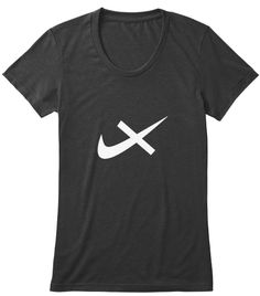 Woman's Tri-Blend Tshirt. Just Don't Antibrand.  Don't pay to be a billboard.   Sell yourself, not others by refusing to pay to be an advertisement for big business. This shirt tells others you will not be a pawn for corporate profit. Don't be pwned!