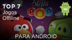 Os 7 melhores jogos para android 2016 offline + Download