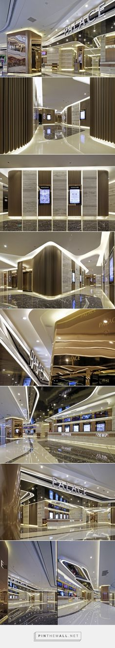 Palace Cinema by Oft Interiors, Chongqing – China » Retail Design Blog... - a grouped images picture - Pin Them All