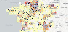 Habitez-vous près d'un site industriel à risques ? http://www.sciencesetavenir.fr/nature-environnement/pollution/20150818.OBS4318/carte-interactive-y-a-t-il-un-site-industriel-a-risque-pres-de-chez-vous.html