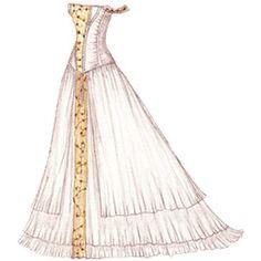 "Taylor Swift's ""Love Story"" dress <3"