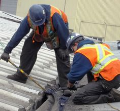 This report details a dispatch for a flat roof repair in Calgary. A full replacement was suggested as the damage was quite extensive, however the client was not ready to p Metal Roof Repair, Flat Roof Repair, Pvc Roofing, Roofing Systems, Rubber Roofing, Flat Roof Replacement, Emergency Roof Repair, Commercial Roofing, Roofing Contractors