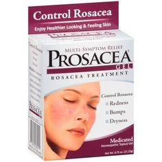 how to clear up rosacea naturally