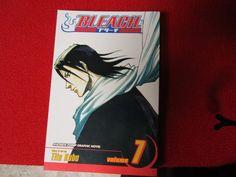 Bleach #7 English Language Anime Manga Ichigo naruto Kurosaki  comic book